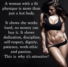 It is? i never thought about it but it makes me feel good having a good sweat everyday.