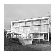 Villa Stenersen, Arne Korsmo