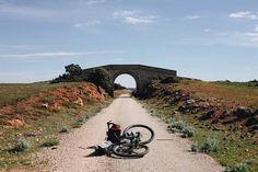 First Bikepacking Trip, Altravesur bikepacking route