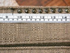 how-to: nailhead trim
