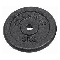 quality design 02c4b 133c1 Jämför priser på Master Fitness Weight Plates 25mm 2x5kg - Hitta bästa pris  på Prisjakt Platos