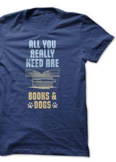 Books & Dogs