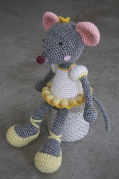 lilleliis - world full of amigurumi and cuteness : Printsess-baleriin