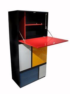 "Mondrian Furniture mondrian"" mosaic table lamps | mosaic lamps | pinterest | mondrian"