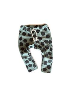 A personal favorite from my Etsy shop https://www.etsy.com/listing/266463531/baby-pants-leggings-gender-neutral