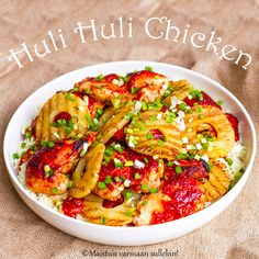 Huli Huli Chicken, My Cookbook, Bird Food, Sweet And Salty, Lunches And Dinners, Pasta Salad, Food And Drink, Cooking Recipes, Favorite Recipes
