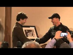 Liberal leadership candidate Justin Trudeau was brought to tears when presented with a 1973 photograph of himself and Pierre Trudeau. Trudeau joked he had so. Justin James, Relationship Challenge, Justin Trudeau, Prime Minister, Leadership, Father, Jokes, Canada, Pai