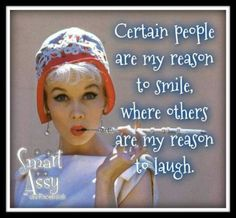 Certain people #retrohumor #sassy