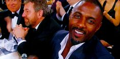 When Idris Elba gave us the thumbs up: | The 27 Best Moments From The Golden Globe Awards
