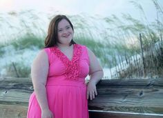 Beautiful, radiant Kelsi, age 24. She attends college studying independent living and makes an impact in everyone's life! ♥ Down syndrome awareness