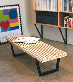 Nelson Bench/Table