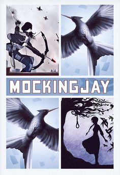 Mockingjay.... Gonna have to read this again with Natalie since she wants to know what happens next.