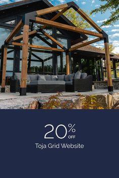 Diy Pergola, Pergola Kits, Grid Website, Building Code, Wood Post, Tote Storage, Grid System, Off Sale, Off The Grid