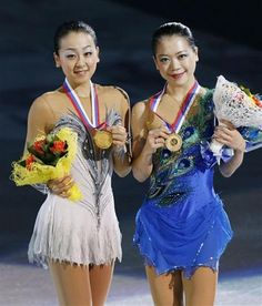 GPF2012 Medal Ceremony