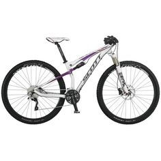 Scott Contessa Spark 900 Womens Mountain Bike