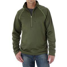 Men's Wrangler Green Pullover