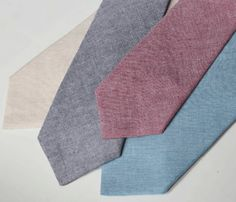 Cotton Ties  by Bow Tie and Cotton