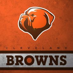 Redesigned NFL Logos for all 32 teams - The Penalty Flag ~ Cleveland Browns