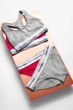 Stuff your stockings with Modern Cotton for her from Calvin Klein Underwear. #mycalvins