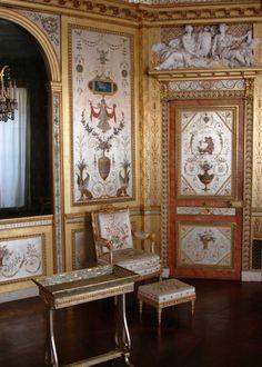 Boudoir of Queen Marie Antoinette