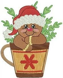 Gingerbread Fun Set 2 - Christmas