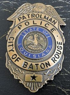 Baton Rouge PD LA