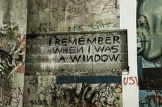 Star Walls - Scritte sui muri. — Ricordi