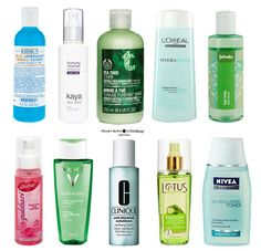 Best Toner for Acne Prone Skin & Pimples in India: Top 10 Affordable Brands