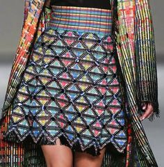 patternprints journal: PRINTS, PATTERNS AND SURFACE EFFECTS: BEAUTIFUL DETAILS FROM MILAN FASHION WEEK (WOMAN COLLECTIONS SPRING/SUMMER 2015) / Marco De Vincenzo