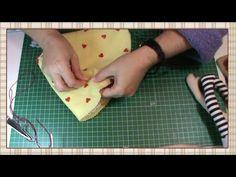 Tutorial inspiración Gorjuss: Ropa 1ª parte (braguitas, patrones y pintar tela) - YouTube