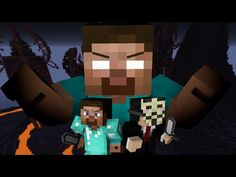 A Pro finds a myterious ruby and suddenly Herobrine appears! A hacker and a pro team up to fight against the mystical evil creature called Herobrine! Funny Minecraft Videos, Minecraft Mobs, Cool Minecraft, Dog Coloring Page, Coloring Pages, Monster School, Mystery, Gaming, Creatures