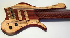 Prometeus Guitars 8 stringer.