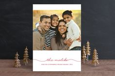 Beautifully Penned by Waui Design at minted.com