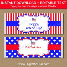 fourth of july text pictures