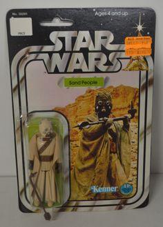 Obi-Wan Kenobi 1977 STAR WARS Complete Lightsaber w TIP VINTAGE Original B8