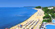 Fun filled holidays on the beaches of Elenite, Bulgaria