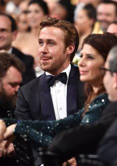 Ryan Gosling at the SAG Awards 2016   POPSUGAR Celebrity