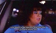 my new opening line when i met attractive men