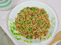 Luncheon Meat Fried Rice Recipe