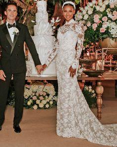 30 Totally Unique Fashion Forward Wedding Dresses ❤ fashion forward wedding dresses with long sleeves lace high neck zuhairmurad #weddingforward #wedding #bride #weddingoutfit #bridaloutfit #weddinggown