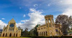 Iglesia Nuestra Señora de Fátima - Tocancipá - Colombia Big Ben, Notre Dame, Building, Travel, Colombia, Viajes, Buildings, Destinations, Traveling