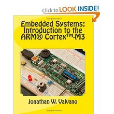 Introduction is here!  Embedded Systems: Introduction to the Arm® Cortex(TM)-M3 (Volume 1)