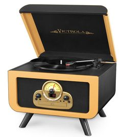 rogeriodemetrio.com: Victrola Tabletop Record Player