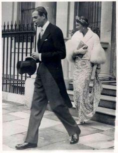 George and Marina of Kent