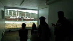 "Balla Balla, 2005, Videowork by Sandra Mann, 5 min, DVD, sound: Sven Väth ""Apricot"", photo © Ichiro Irie  Ausstellung / Exhibition Lazy Susan  kuratiert von / curated by Kio Griffith & Ichiro Irie 03.06.2016-24.06.2016  #ausstellung #exhibition #artists #künstler #sandramann #art #kunst #artist #künstler #photography #photo #fotografie #installation #video #videowork #ballaballa #ichiroirie #curator #finland #turku #titanik #lazysusan #kiogriffith #lucaskazansky #sirkkuketola #ailischmeltz"