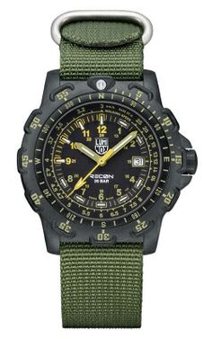 Luminox watch with model number A.8825.KM is from the Recon collection.