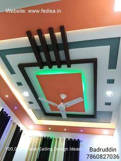 Simple False Ceiling Design, Gypsum Ceiling Design, Interior Ceiling Design, House Ceiling Design, Ceiling Design Living Room, Bedroom False Ceiling Design, Ceiling Light Design, Door Design, Wall Design