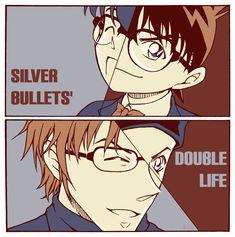 Conan & Shinichi & Subaru & Akai