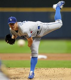 Chris Capuano  SP, Dodgers I just love him!