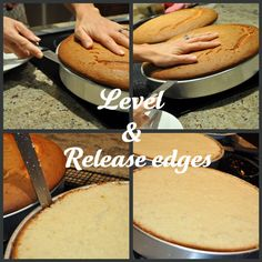 Lavender Clouds: How to bake a professional looking layer cake